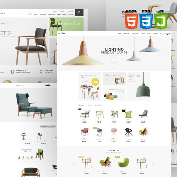 schon-ecommerce-html-template